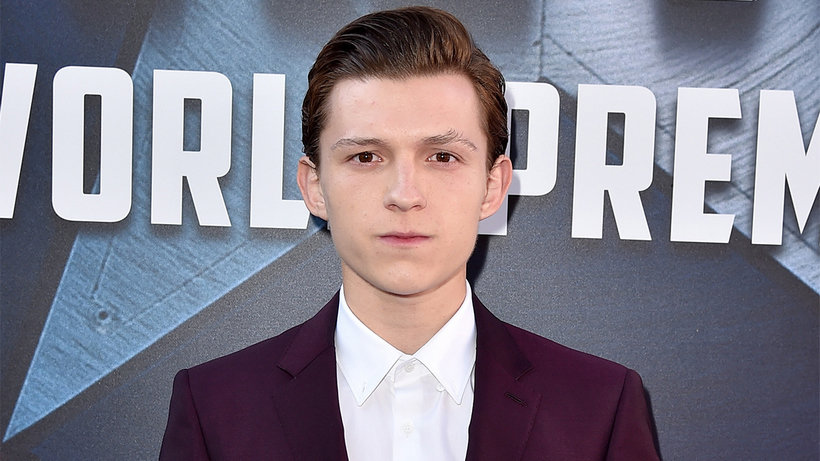 Tom Holland early life