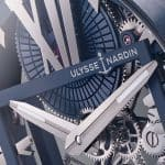 Ulysse Nardin Executive Skeleton Tourbillon Blue 7