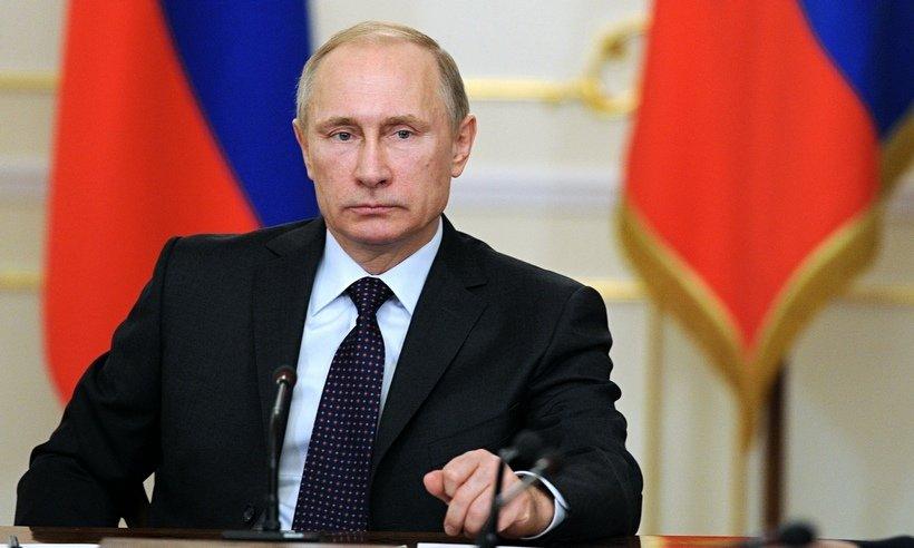 Vladimir Putin politics