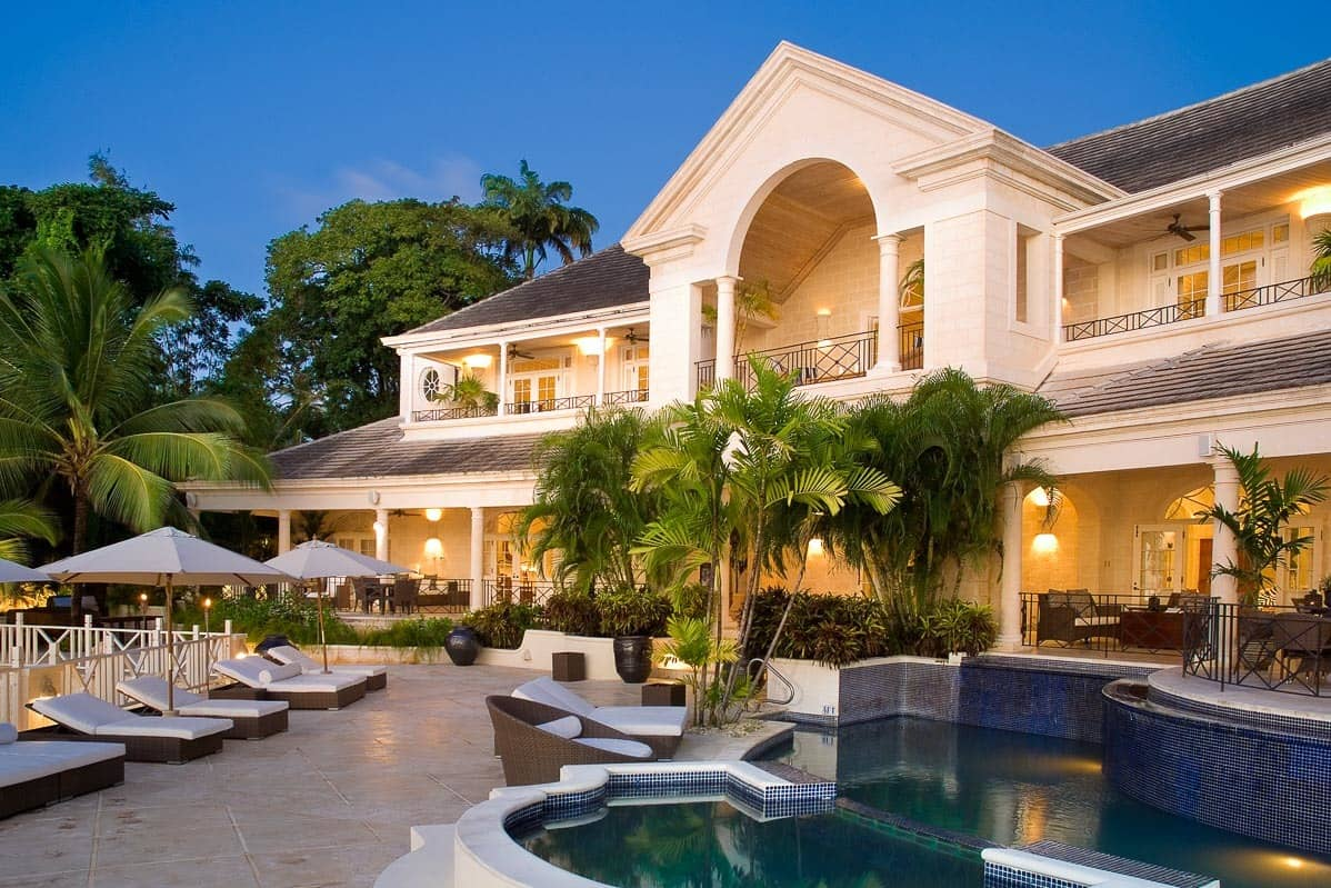The cove spring house will make you retire to barbados for The cove house