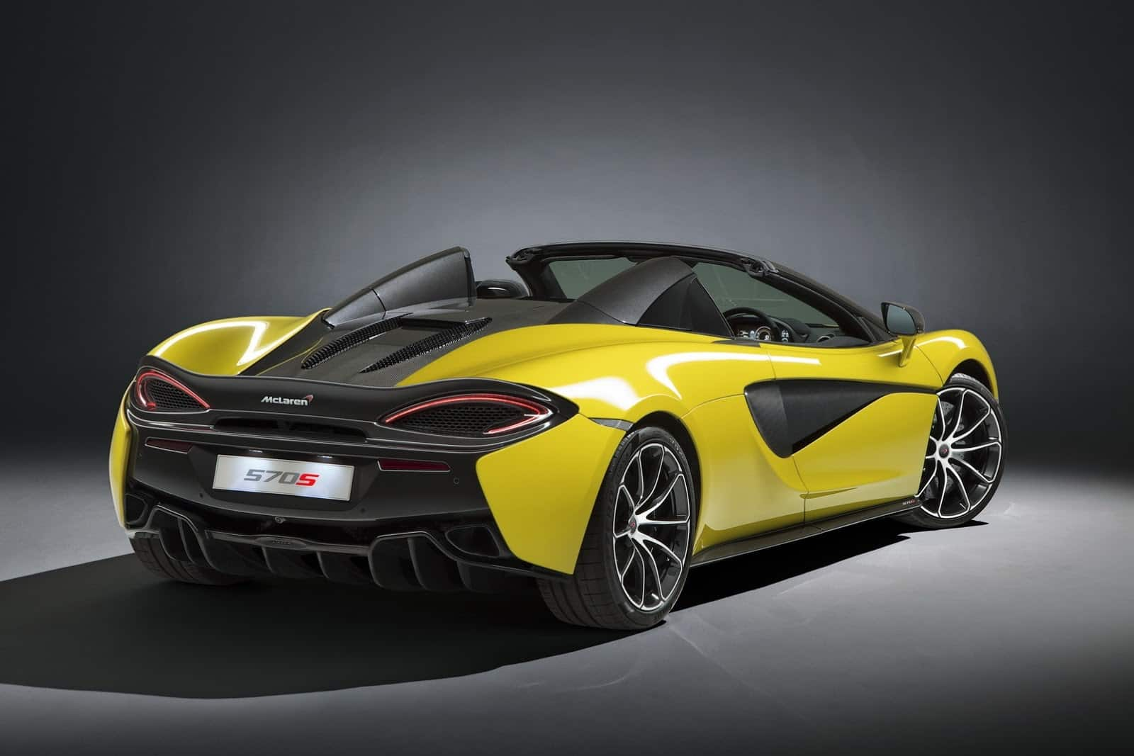 Venom Gt 2017 >> The McLaren 570S Spider is Perfect for this Summer