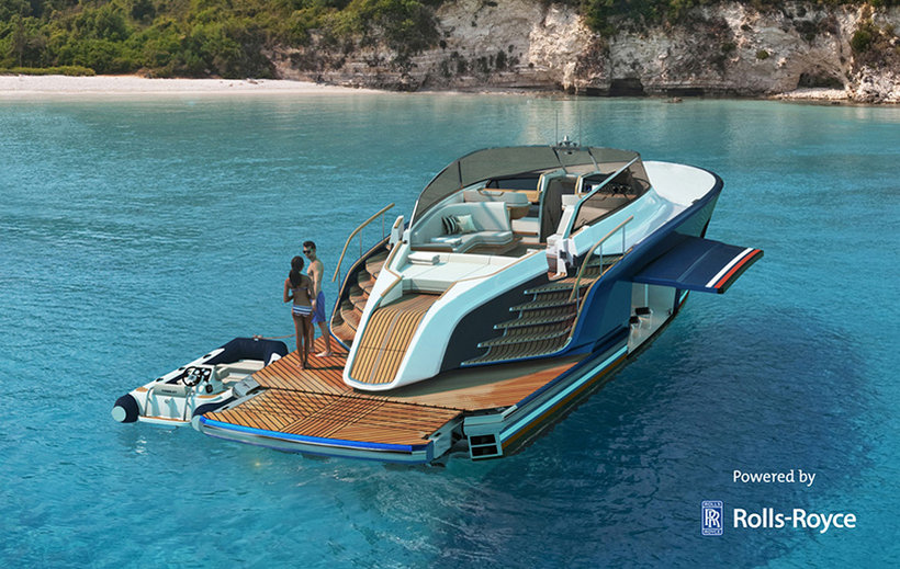 Rolls-Royce Aeroboat S6
