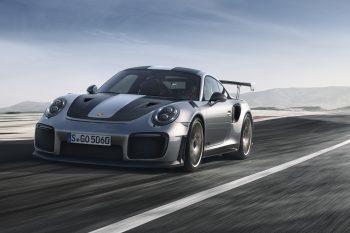 2018 Porsche 911 GT2 RS 1