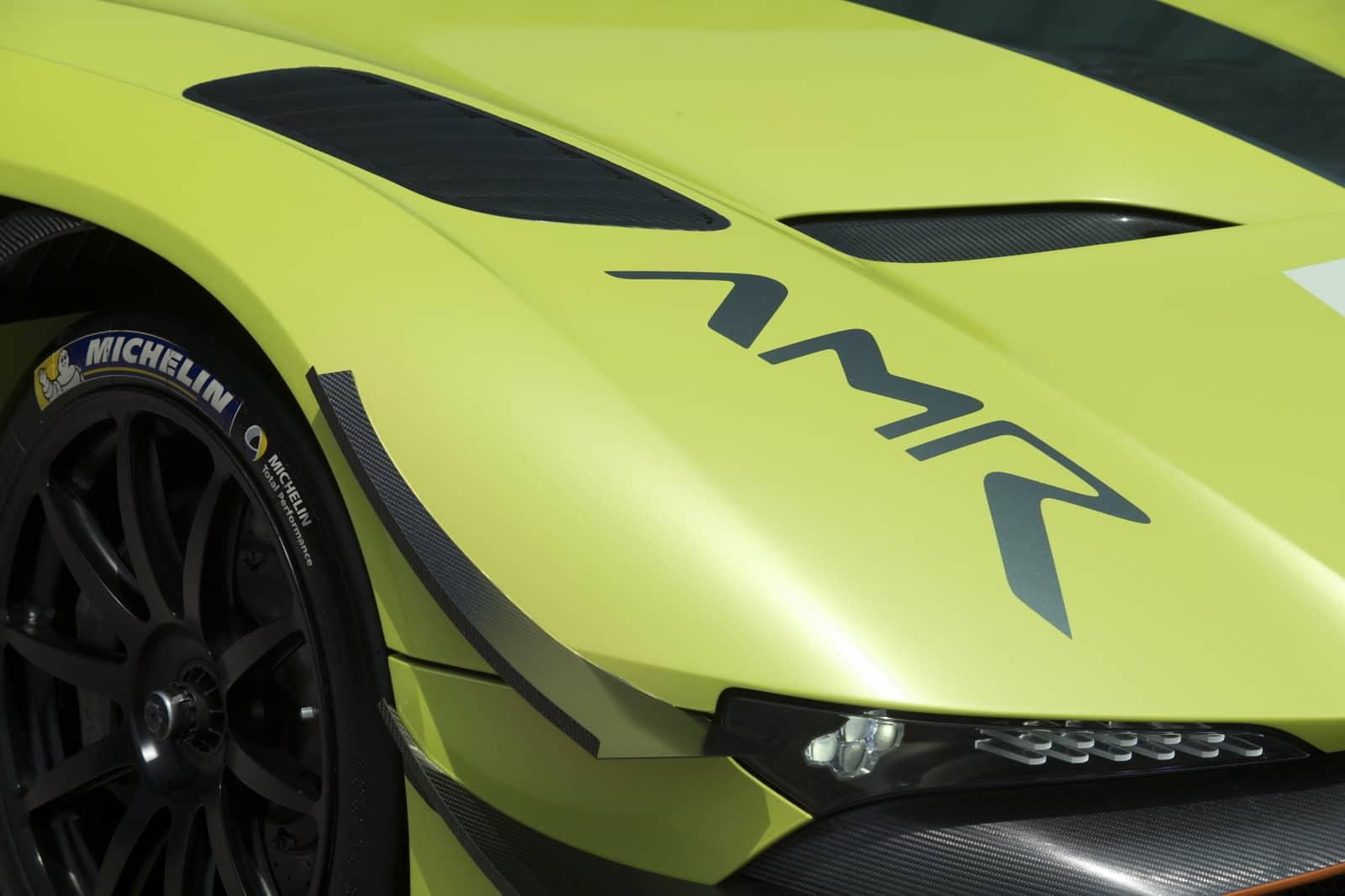 Aston Martin Vulcan AMR PRO 13