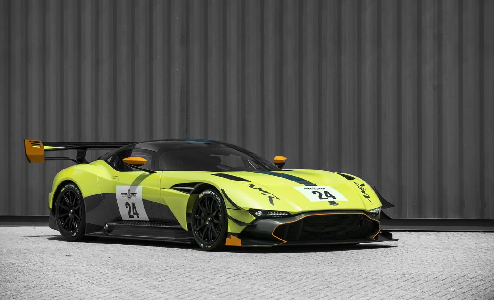 Aston Martin Vulcan AMR PRO 5