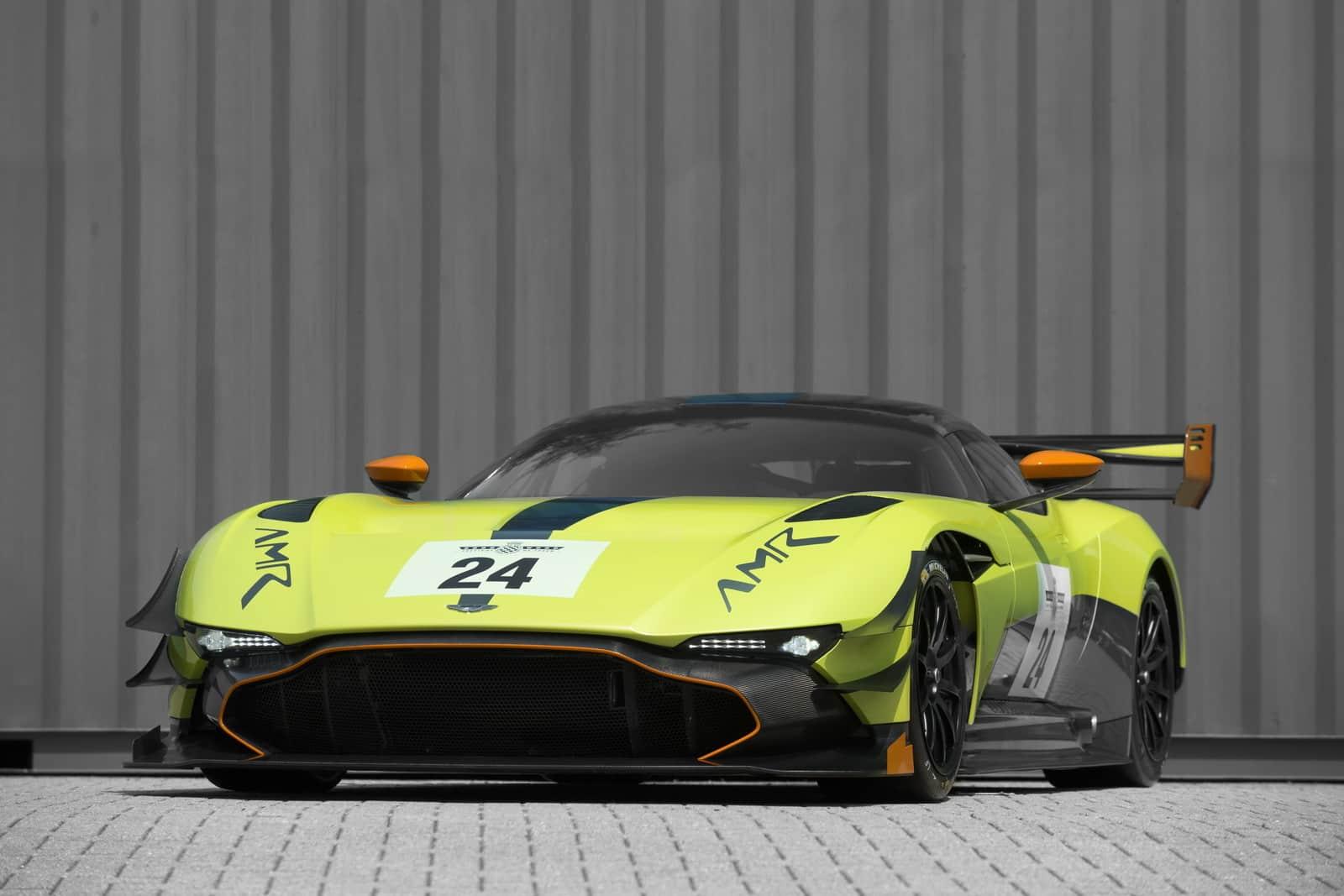 Aston Martin Vulcan AMR PRO 6