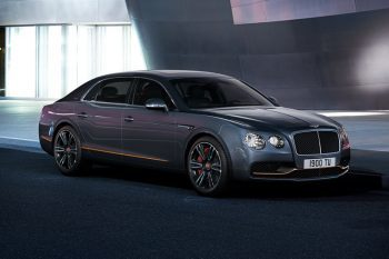 Bentley Flying Spur Mulliner 1