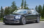 Bentley Mulsanne Mansory 1