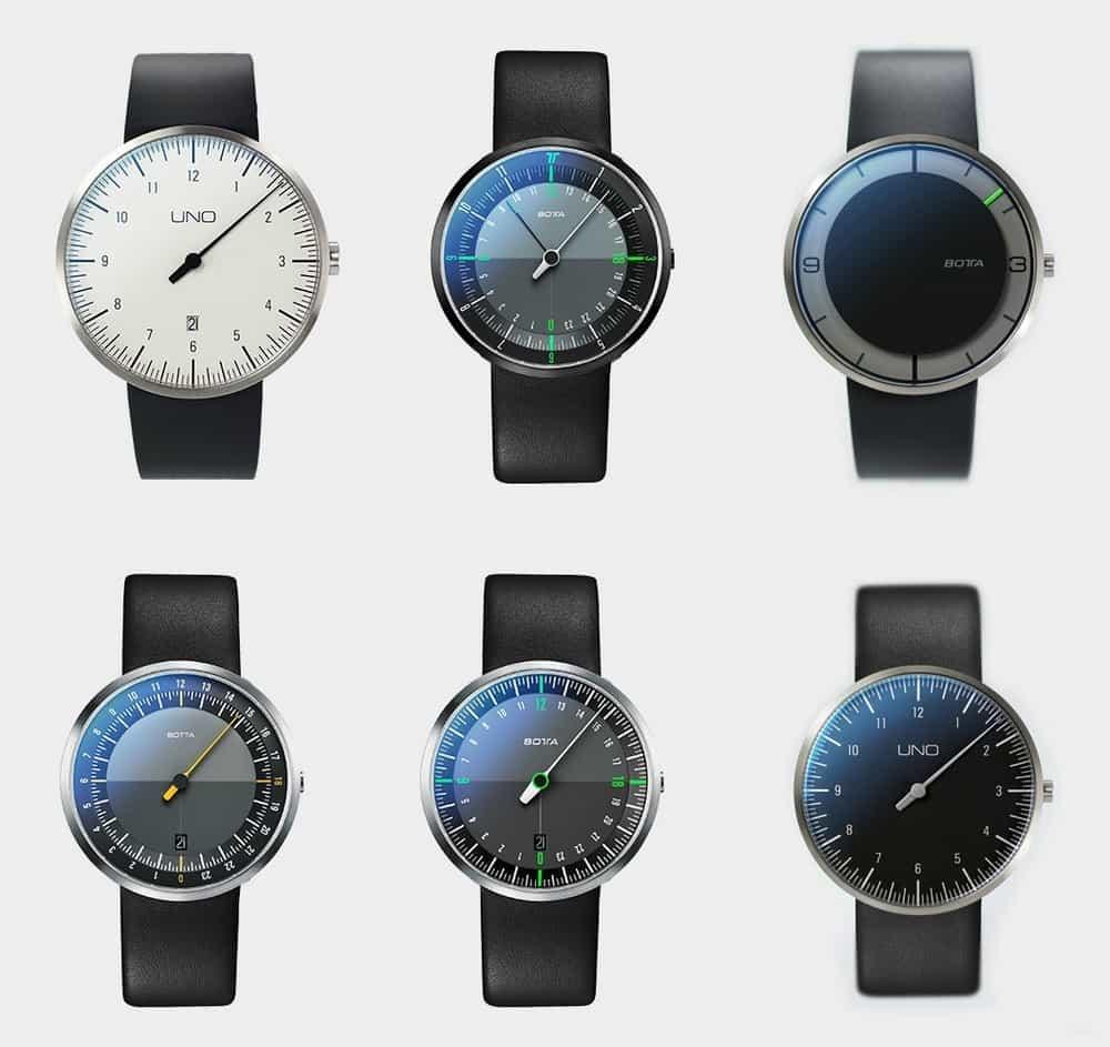 Botta Design watches