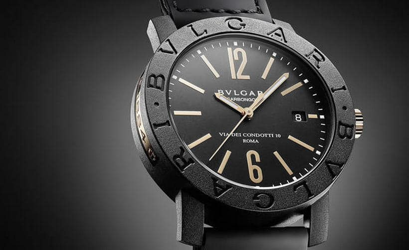 Bulgari Carbon Gold
