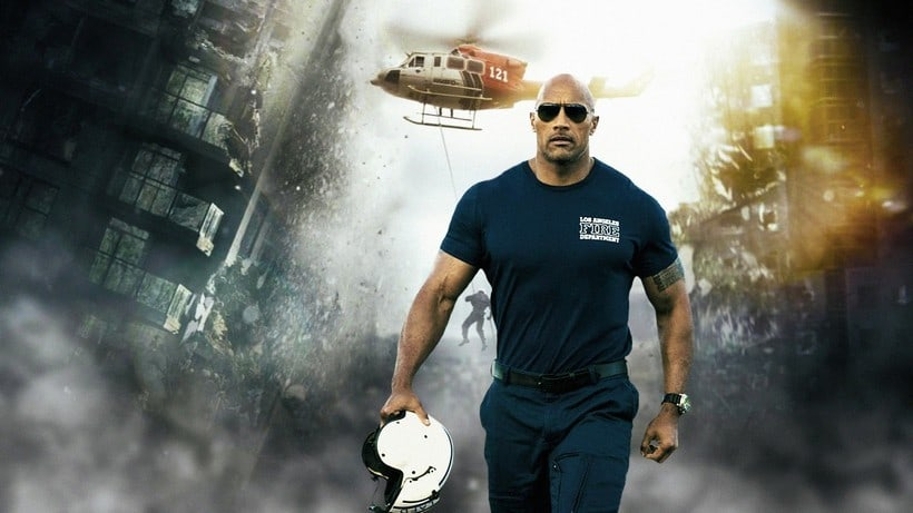 Dwayne Johnson movie