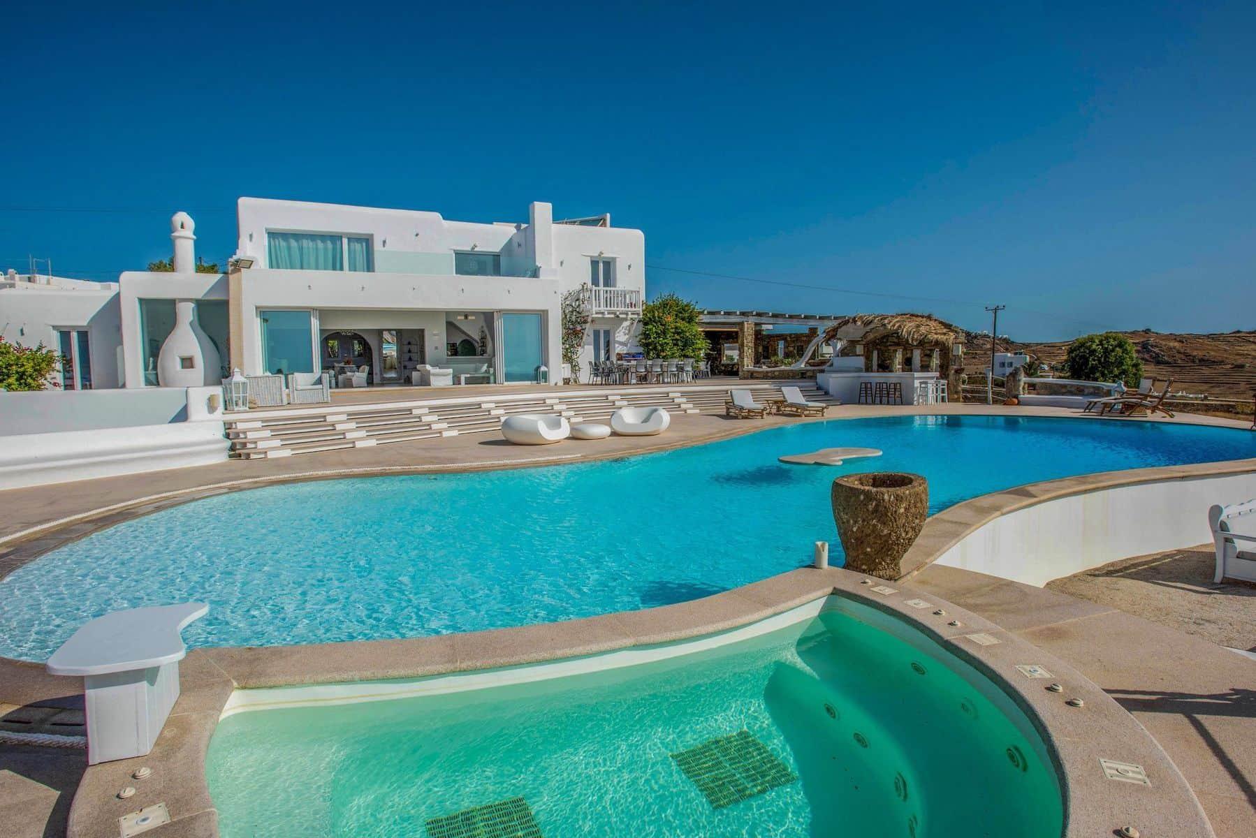 Jewel of the Aegean Sea