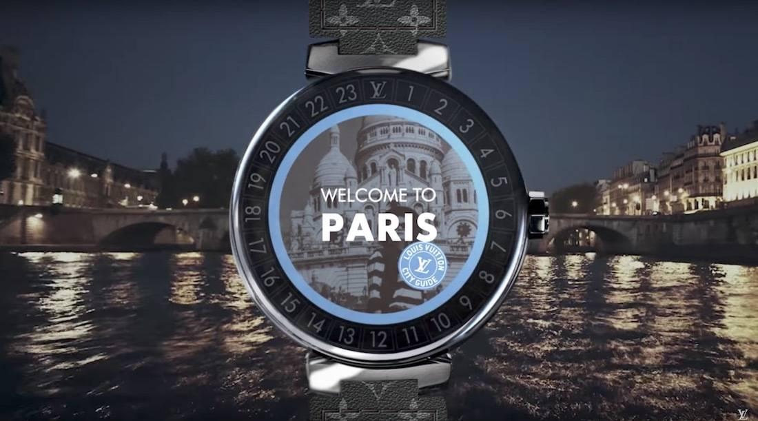 Louis Vuitton Tambour Horizon Smartwatch