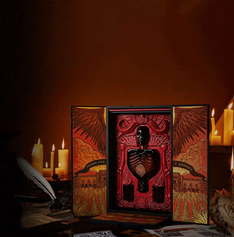 Patrón and Guillermo del Toro