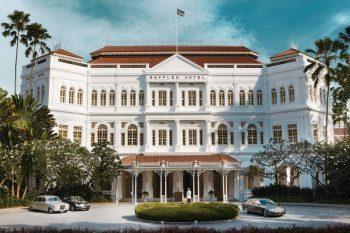 Raffles Hotel Singapore 7