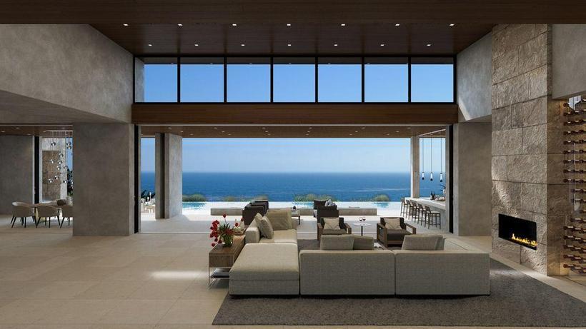Skrillex Malibu Home