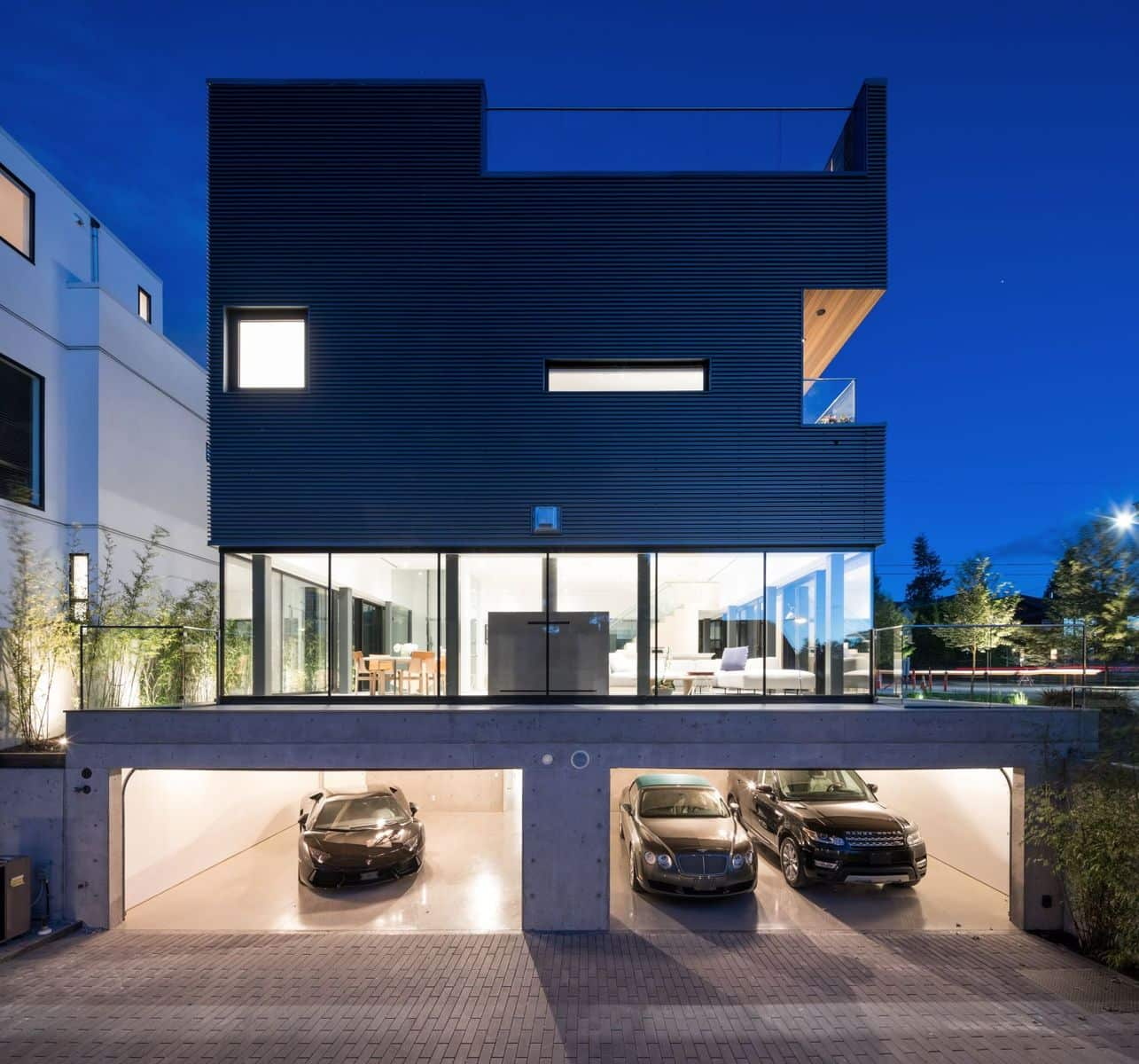 Vancouver Cube Home