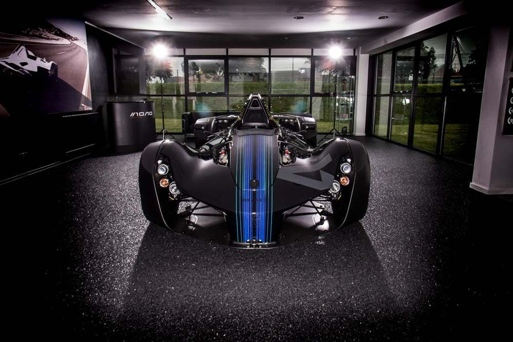 BAC Art Car Mono