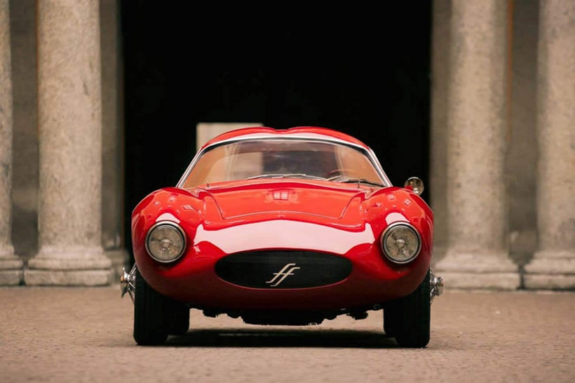 Effeffe Berlinetta - 1960s Charm With A Modern Twist