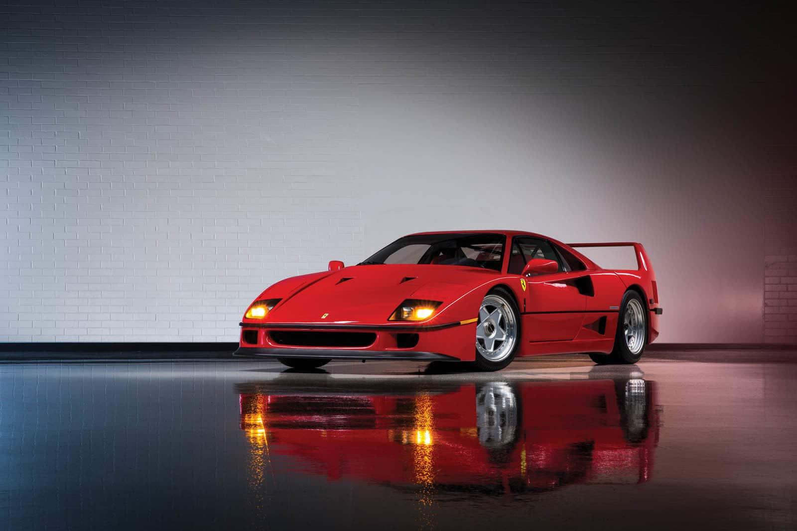 Ferrari Collection RM Moenterey