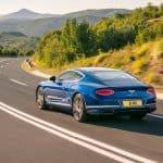 2018 Bentley Continental GT 10