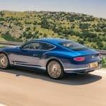 2018 Bentley Continental GT 8