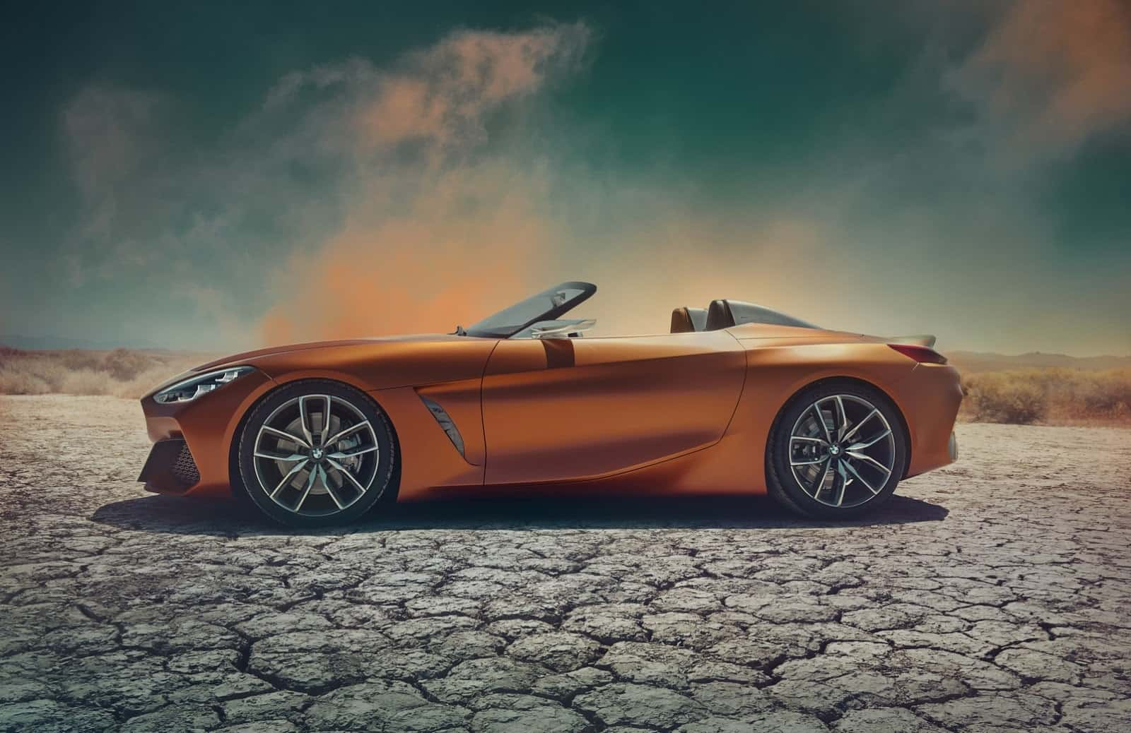 BMW Concept Z4