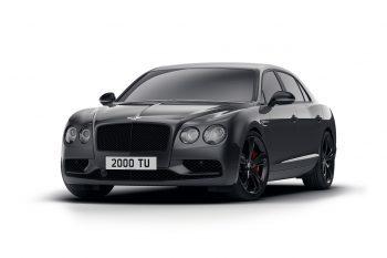 Bentley Flying Spur V8 S Black Edition 1