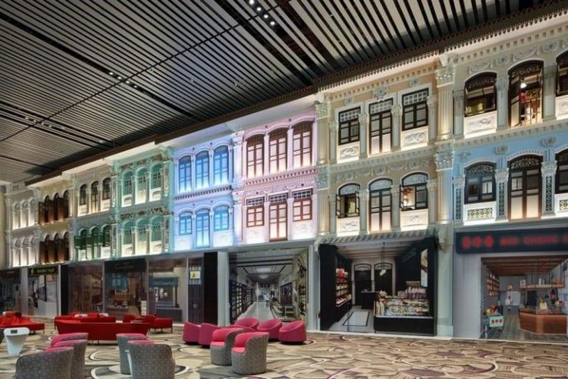 Changi Terminal 4
