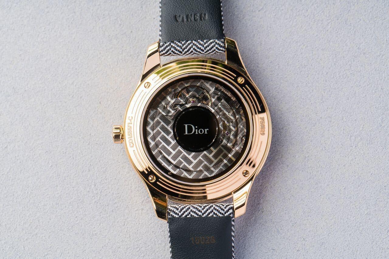 Dior VIII Montaigne Tissage Precieux 4