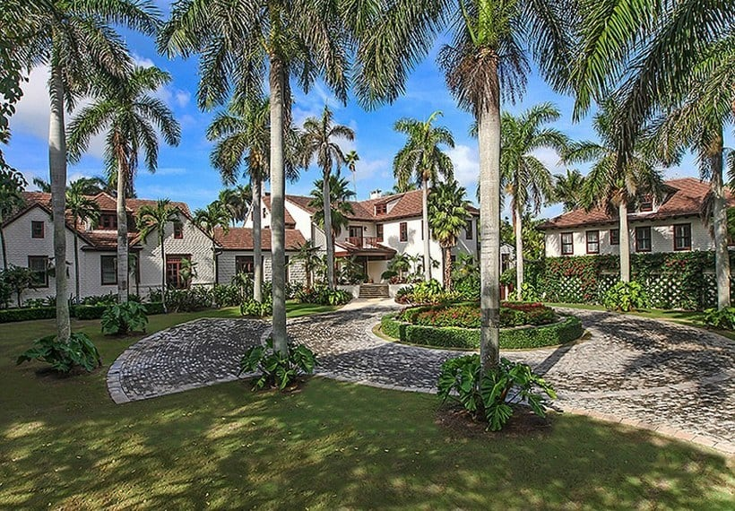 Greg Norman Jupiter Island Home