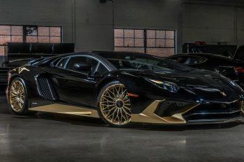 Lamborghini Aventador S Ad Personam 2