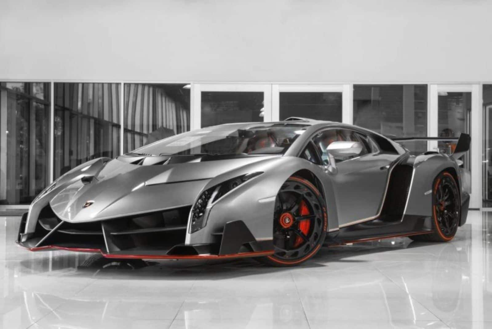 Anyone Interested In A 9 4 Million Lamborghini Veneno