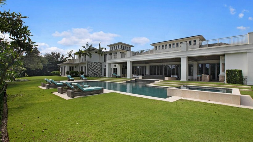 Lee Westwood Florida Mansion