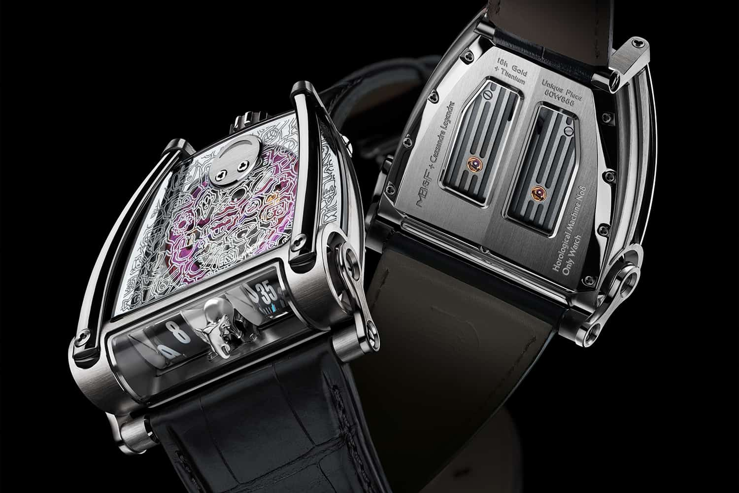 MB&F HM8 Watch
