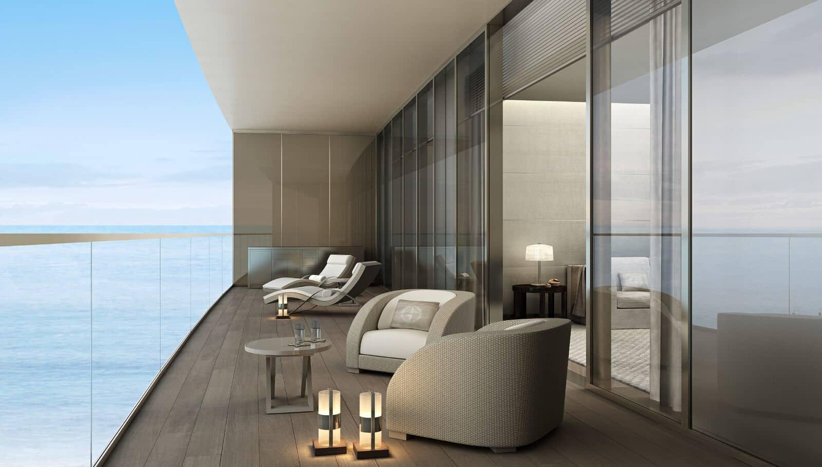 Armani/casa penthouse