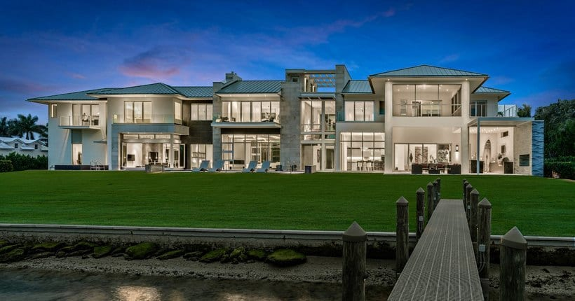 The 10 Most Amazing Homes Owned By Golf Players