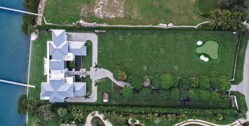 Rickie Fowler Jupiter Island Home