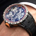 Roger Dubuis Excalibur Spider Double Flying Tourbillon 2