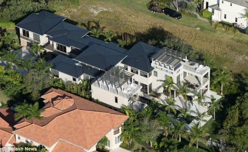 Rory McIlroy Palm Beach Gardens Home