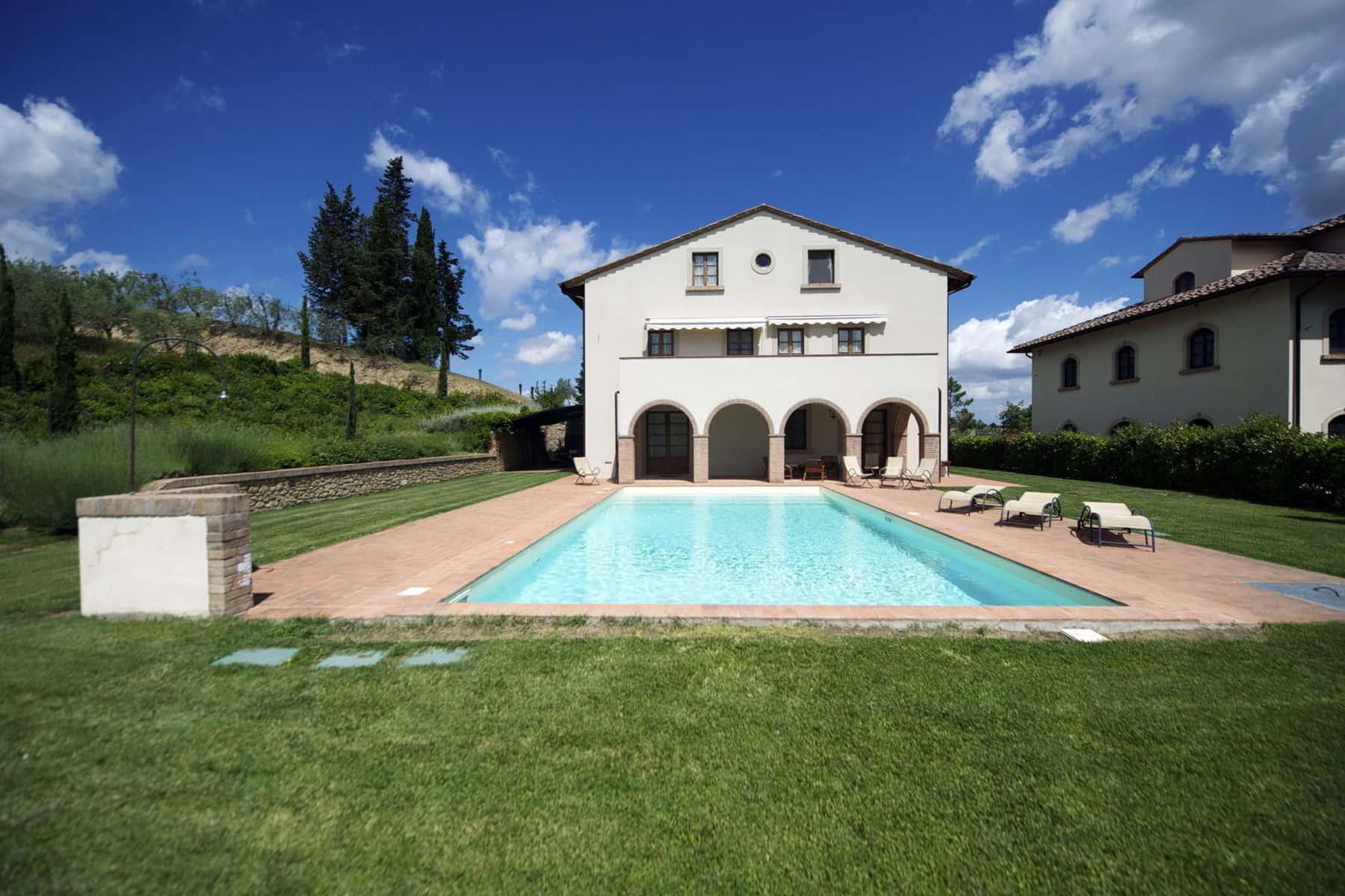 San Gimignano Farm