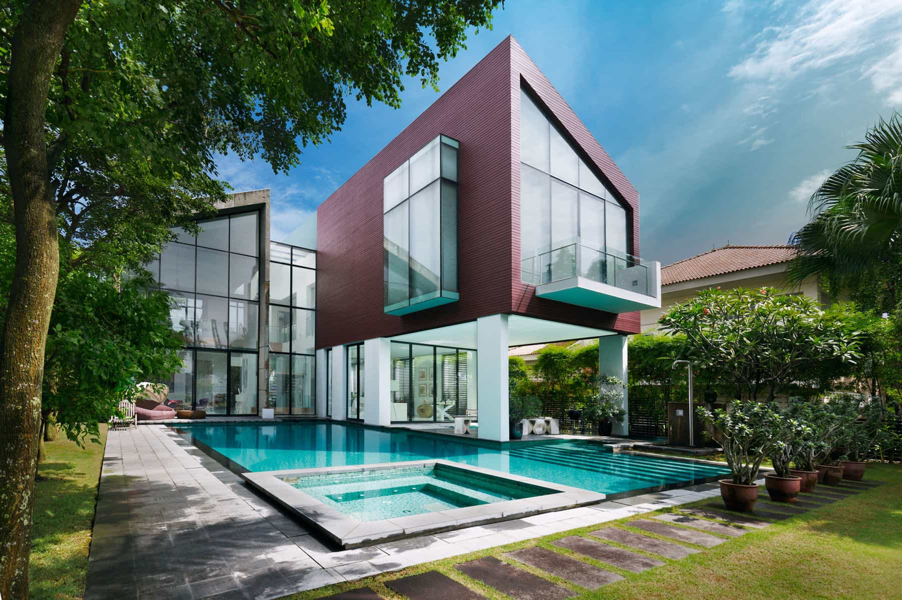 Sentosa cove residence is a stunning 15 million paradise for The cove house