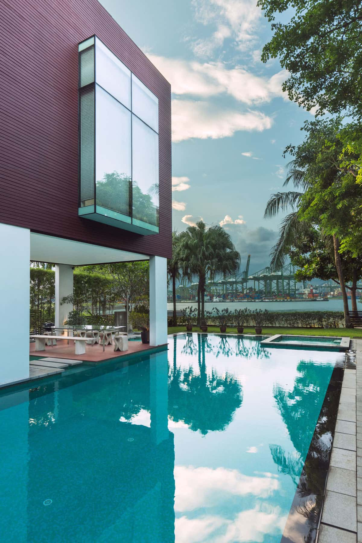 Sentosa Cove residence