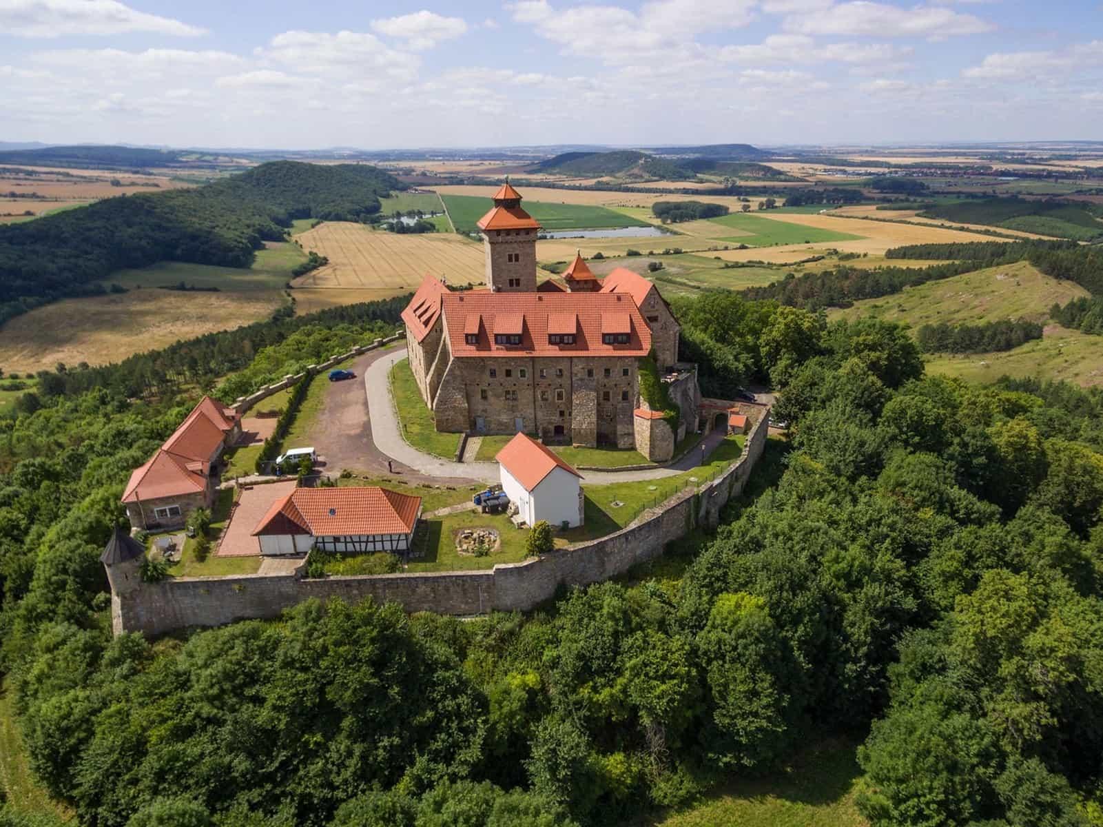 Wachsenburg Castle