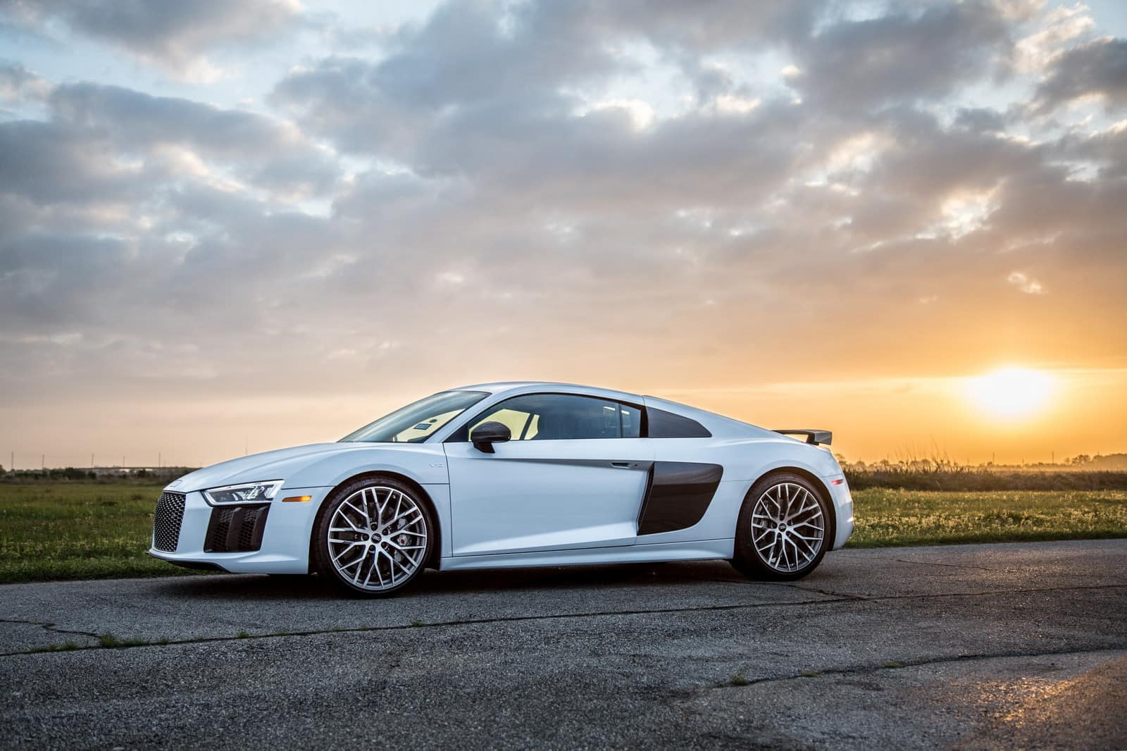 Audi R8 Hennessey