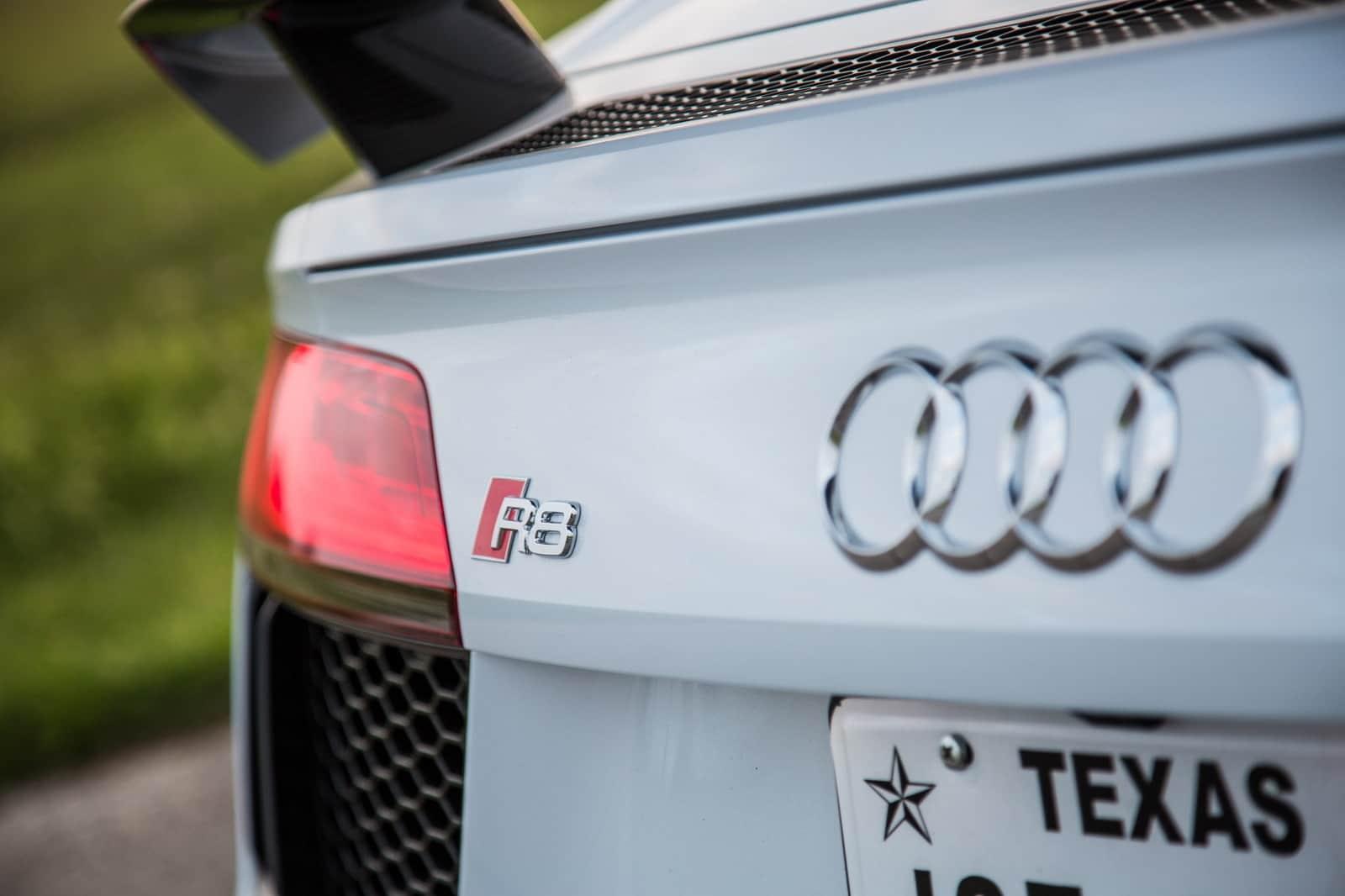Audi R8 Hennessey