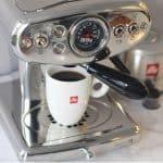 illy X1 espresso machine 1