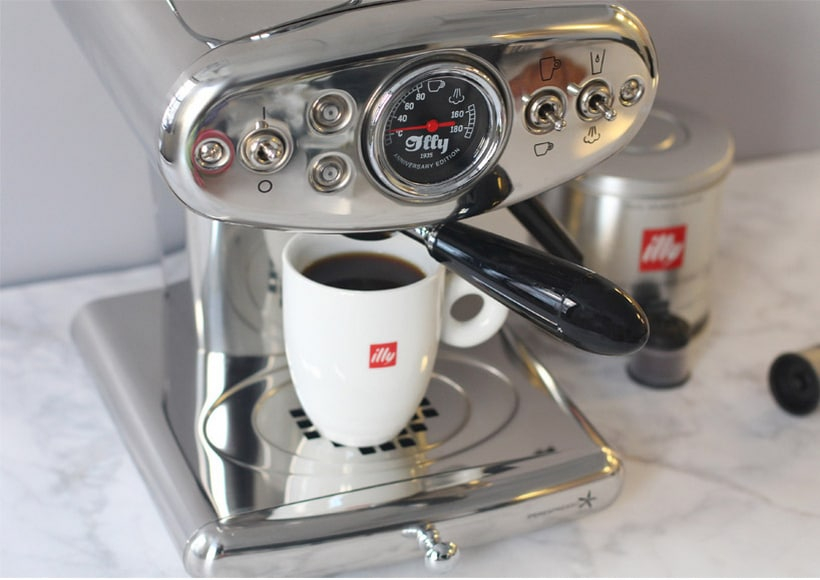 illy X1 Anniversary Edition
