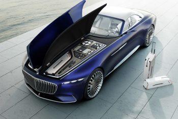 mercedes-maybach 6 cabriolet concept 1