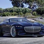 mercedes-maybach 6 cabriolet concept 6